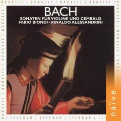 6 Violin Sonatas, No. 1 in B Minor, BWV 1014: I. Adagio