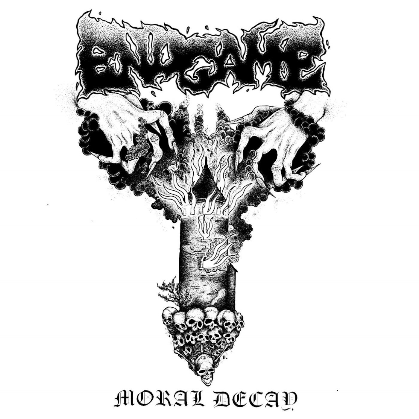 Moral Decay (feat. Keyton of Martial Law) - EP