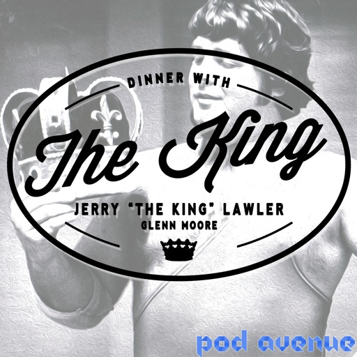 Cover image of Dinner With The King