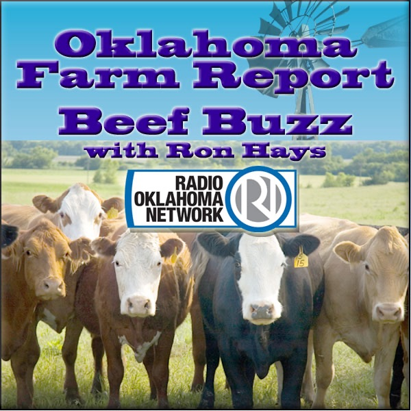 Beef Buzz with Ron Hays on RON (Radio Oklahoma Network)