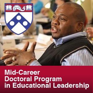 Mid-Career Doctoral Program in Educational Leadership