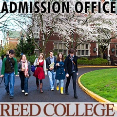 Admission Office - A Morning with a Reedie