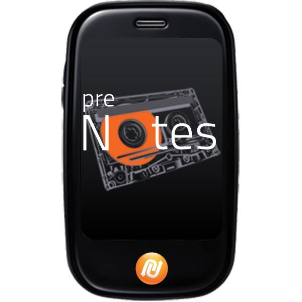 preNotes