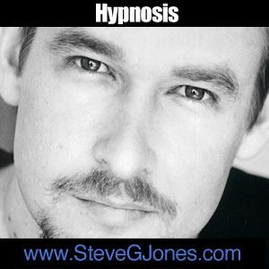 Steve G. Jones - Hypnosis to Change your life.