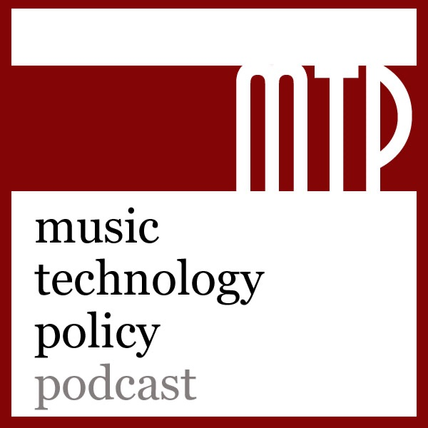 MusicTechPolicy.com Podcast: Intellectual property for professional creators