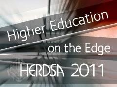 HERDSA 2011 Conference