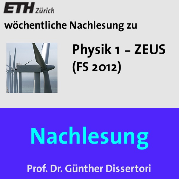 Nachlesung Physik 1 ZEUS (FS12) - M4A