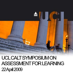 Symposium on Assessment for Learning - Video