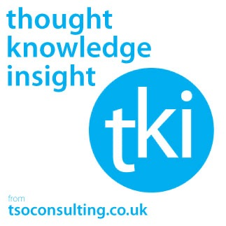 TSO Consulting - thought • knowledge • insight