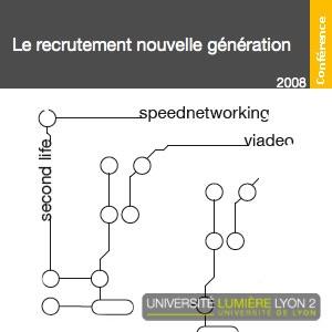 """Forum """"le recrutement nouvelle génération"""" : un plus pour les étudiants de l'Université Lumière Lyon 2"""