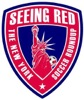 Seeing Red! The NY Soccer Roundup artwork