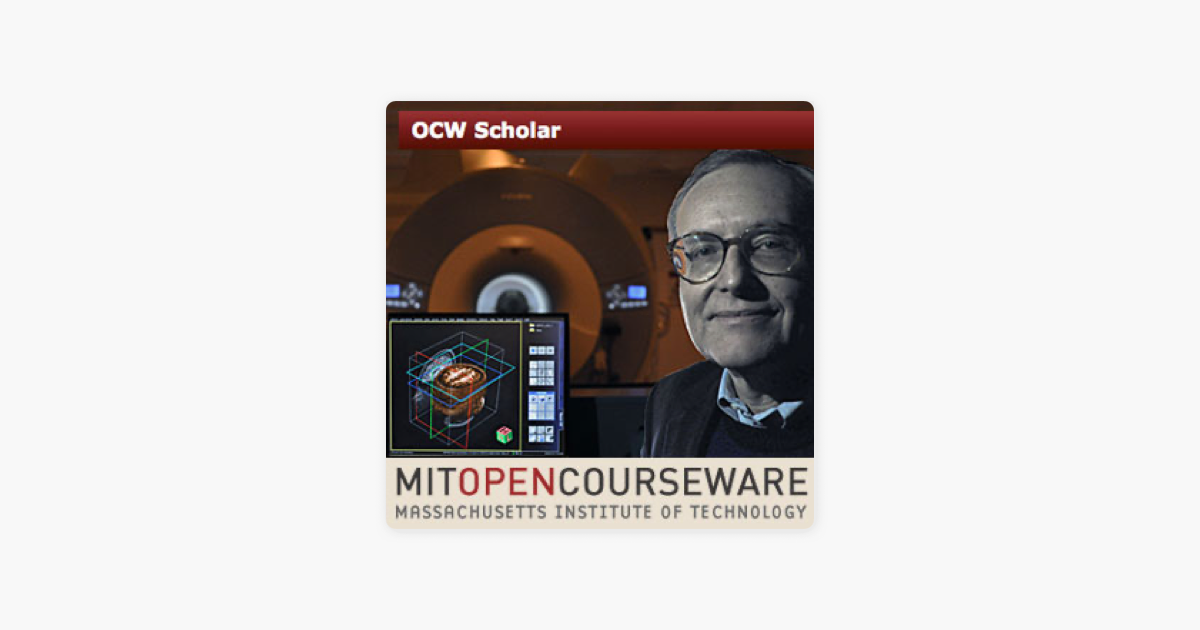 OCW Scholar: Introduction to Psychology on Apple Podcasts