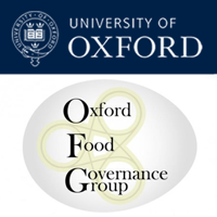 Oxford Food Governance Group: The Politics and Practices of Food podcast