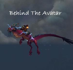 Behind the Avatar!