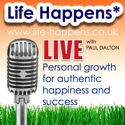 Life Happens LIVE - Personal Growth