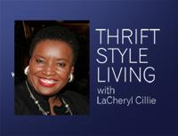 Thrift Style Living – LaCheryl Cillie podcast