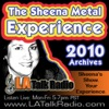 The Sheena Metal Experience - 2010 Archives