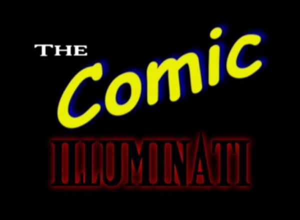 The Comic Illuminati - Audio Only