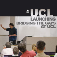 Launching Bridging the Gaps at UCL - Audio podcast