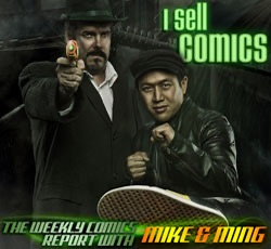 Cover image of I Sell Comics
