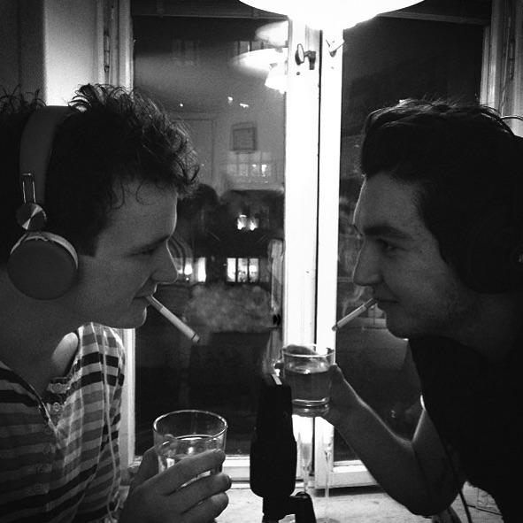 Anton och Alfreds Podcast