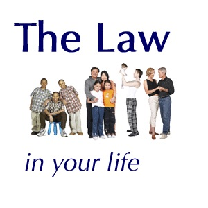 The Law in Your Life