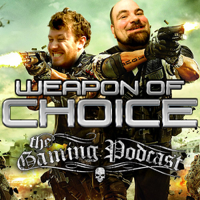 Weapon of Choice podcast