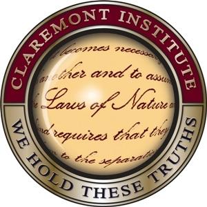 Cover image of The Claremont Institute