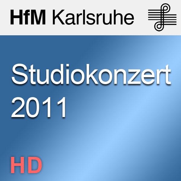 Studiokonzert 2011 - HD