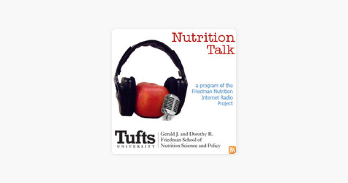 Nutrition Talk on Apple Podcasts
