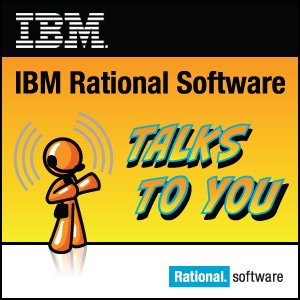 IBM Rational software podcast series