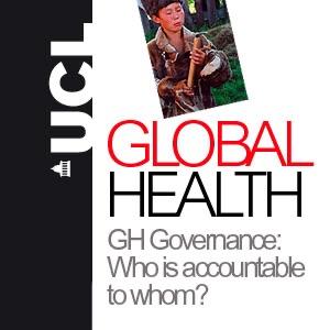 Global Health Governance - Audio