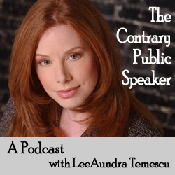 Contrary Public Speaker