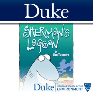 Sherman's Lagoon - Toomey Interview:Nicholas School of the Environment