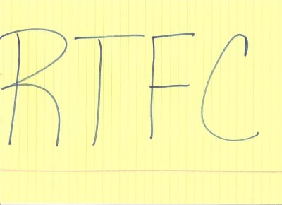 RTFC Podcast
