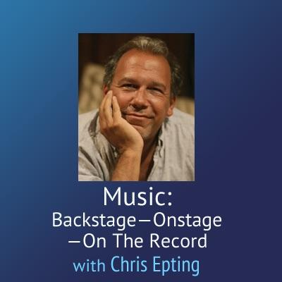 WebTalkRadio.net » Music: Backstage – Onstage – On The Record