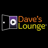 Podcast cover art for Dave's Lounge