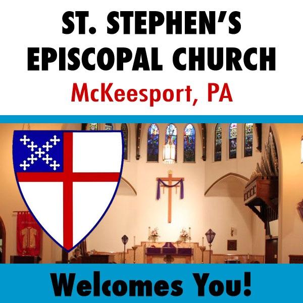 St. Stephen's Episcopal Church, McKeesport, PA