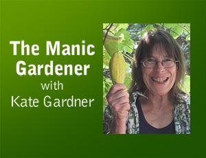 The Manic Gardener – Kate Gardner