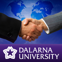 International staff at Dalarna University podcast