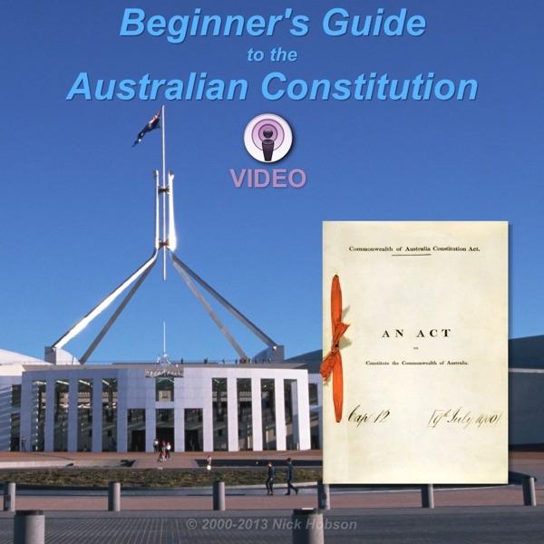 Australian Constitution VIDEO