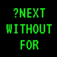 Next Without For podcast