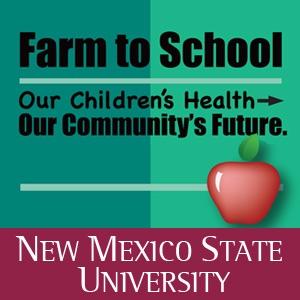 Farm to School: Our Children's Health Our Community's Future