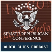 Senate Republican Conference Podcast
