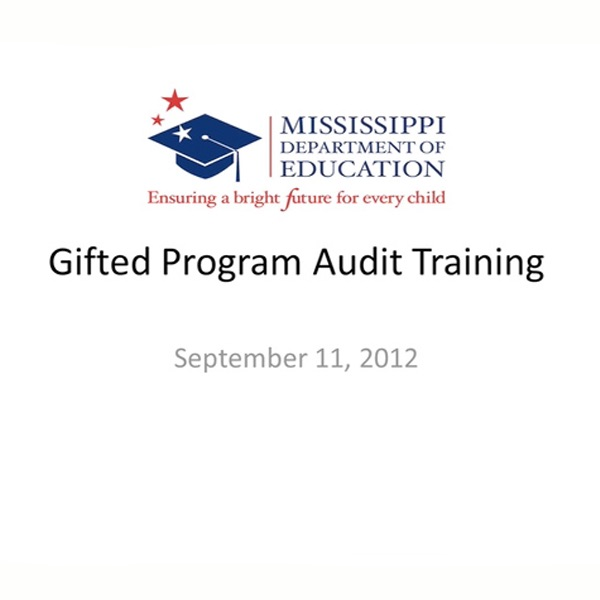 Gifted Monitoring Visit Training