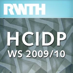 HCI Design Patterns '09