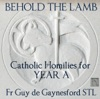 Behold the Lamb – Catholic Homilies for Year A – ST PAUL REPOSITORY artwork
