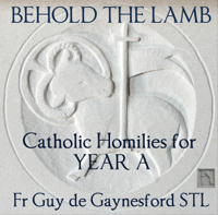 Behold the Lamb – Catholic Homilies for Year A – ST PAUL REPOSITORY podcast