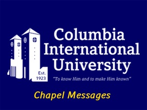 Columbia International University's Podcast