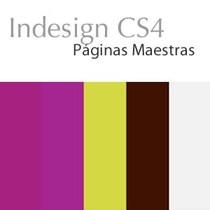 Indesign CS4 - Páginas Maestras